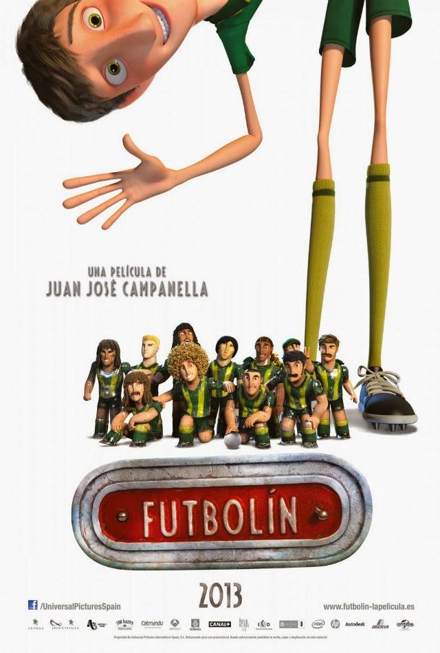 Futbolín (Metegol) - Solo Full Películas