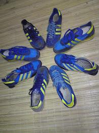 Vtg Adidas S.M.U