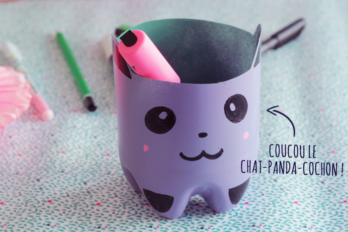 pot kawaii diy