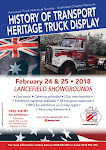 History of Transport Heritage Truck Display