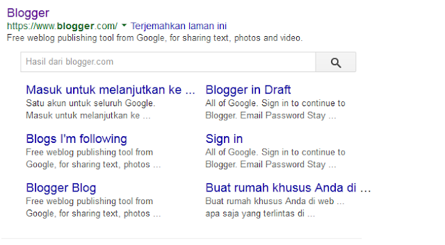 blogger online