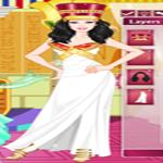 تلبيس الاميرة الفرعونية