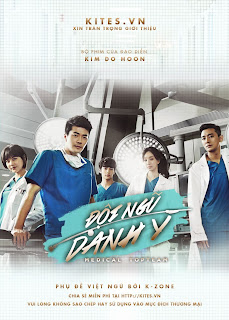 Poster phim Đội Ngũ Danh Y, Poster movie Medical Top Team 2013