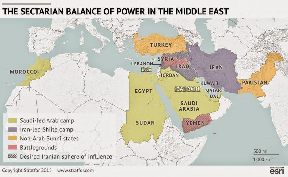 Maroko Putuskan Hubungan Dengan Iran