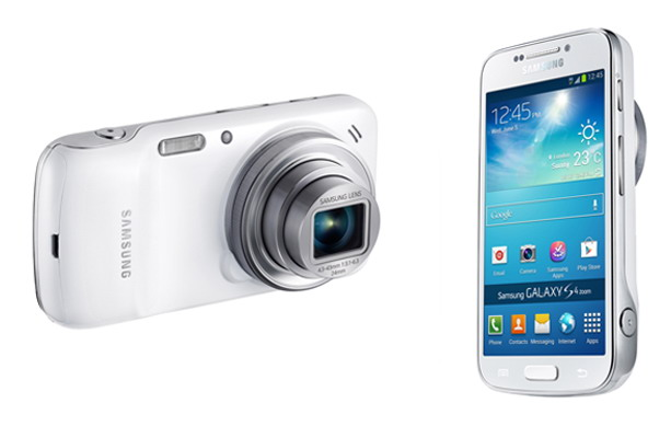 Harga Smartphone Samsung Galaxy S4 Zoom C101