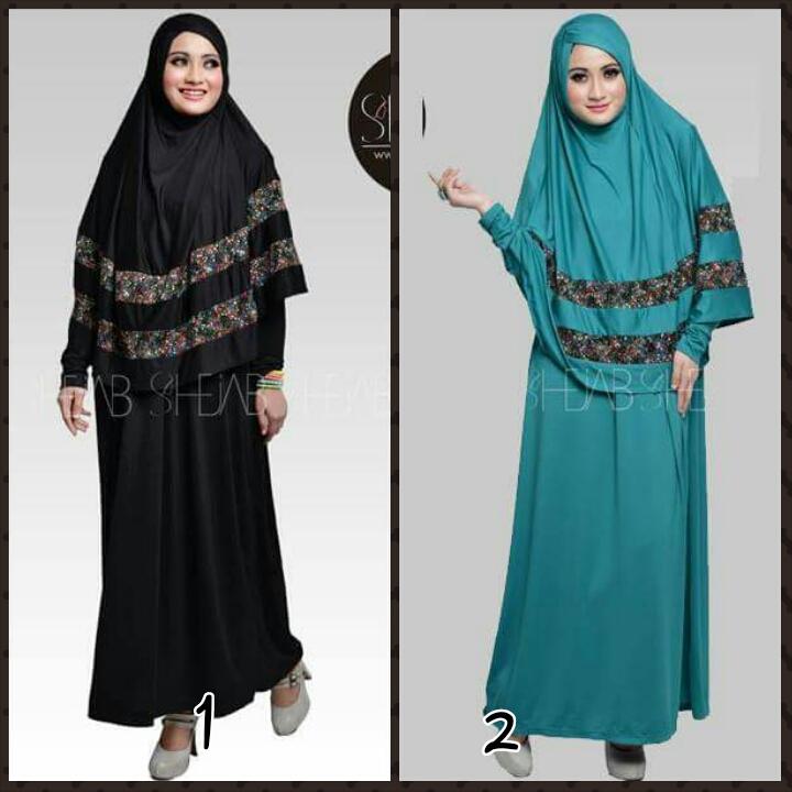 Shejab Maryam Syiria Syar'i (Toko Jilbab dan Busana Muslimah Terbaru)