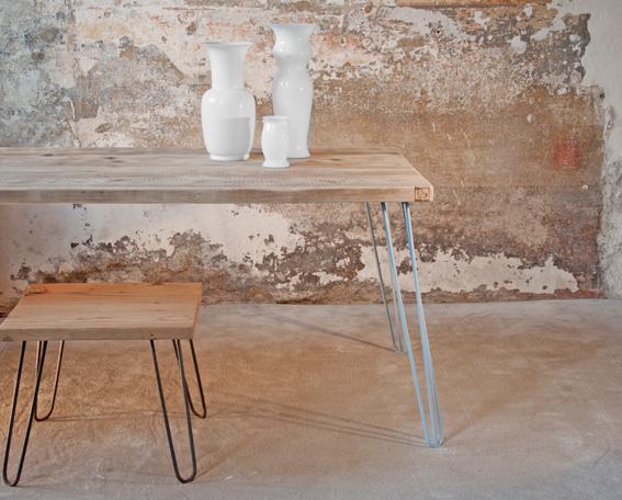 Hairpin Tables - LABORATORIO