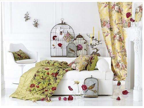 Decora tu vida diy jaulas encantadoras y muy romanticas for Decoracion con jaulas