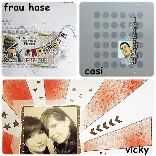 Material der Woche | www.danipeuss.de | Masks Schablonen Beispiele