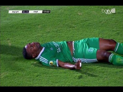 القوات المسلحة تتحمل علاج رودى نداى لاعب ليوبار الكونغولى
