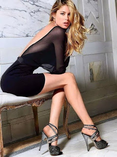 Ideas For Short & Stylish Dress With Awesome High Heels 1