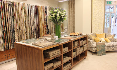 Zoffany Showroom