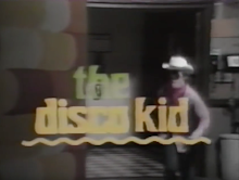 THE DISCO KID, 1975. CLICK ON PHOTO TO WATCH IT!