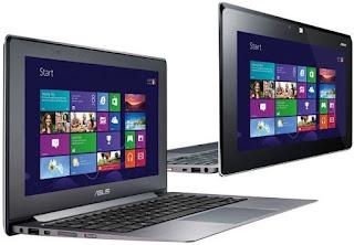Harga Laptop Asus TAICHI21-CW001H