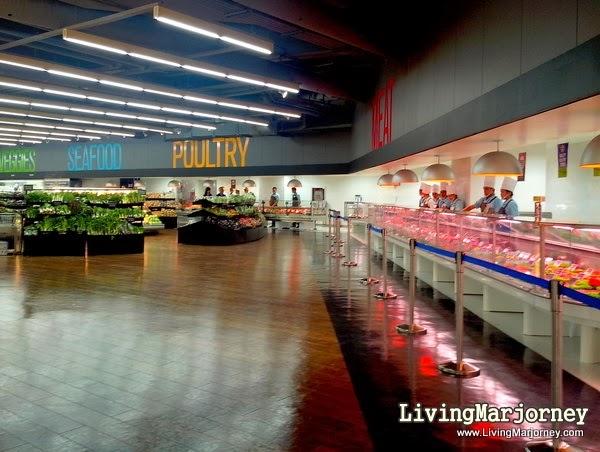 SM Aura Supermarket, by LivingMarjorney
