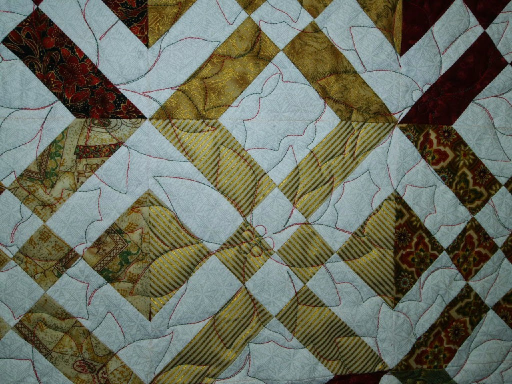 Shirley Martin Christmas Quilt