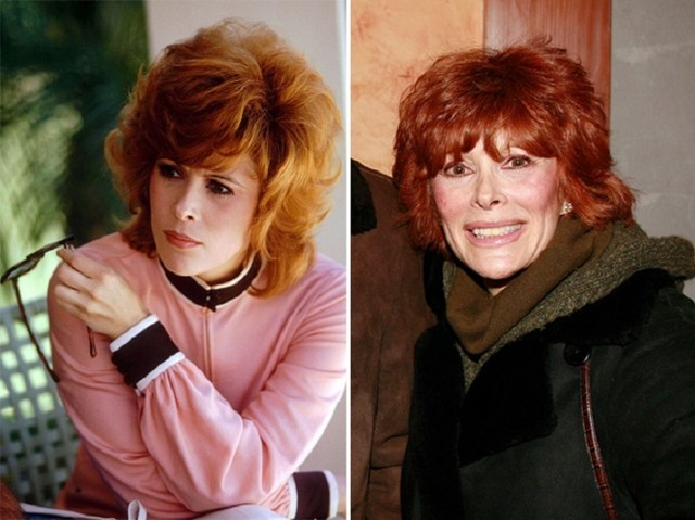 Jill St. John young and old pictures
