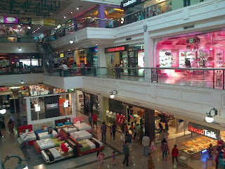 Atrium java mall