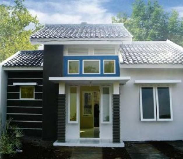 Warna Cat Rumah Minimalis Modern Sederhana