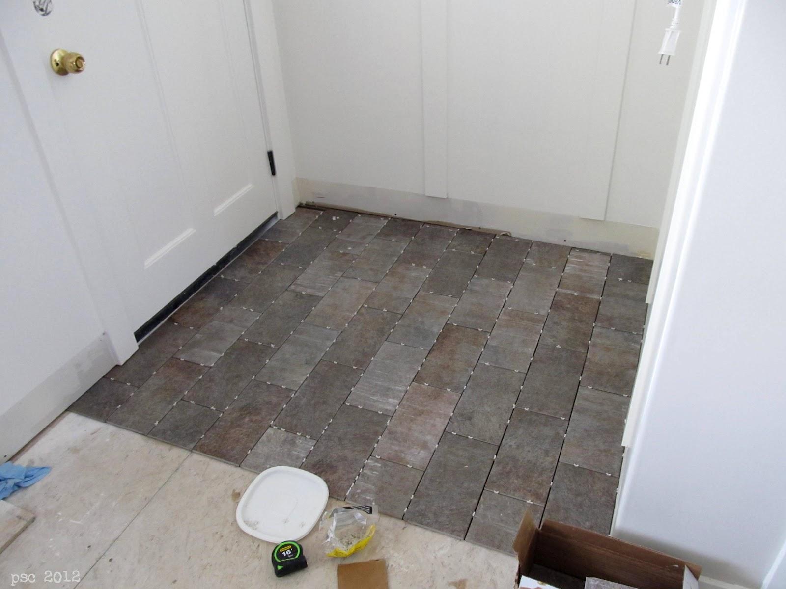 Home Depot Porcelain Kitchen Floor Tile
