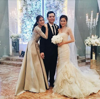 Toni Gonzaga and Paul Soriano Wedding, nuptial, wedding