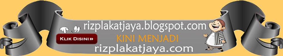 Riz Plakat Jaya
