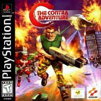 C: The Contra Adventure   PS1