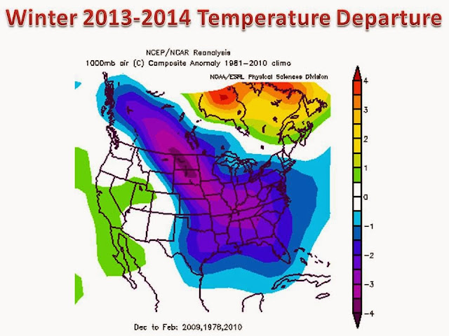 Winter Forecast 2013 2014