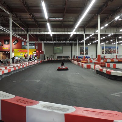 The end of a perfect K1 Speed experience!