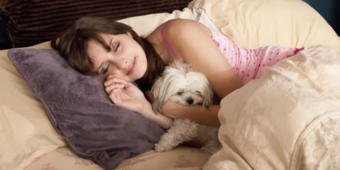 Posisi Tidur Miring