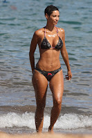 Nicole Murphy amazing body for a 45 year old