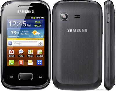 Spesifikasi Harga Samsung S5300 Galaxy Pocket