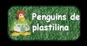 Pingüinos de plastilina