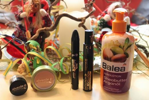 dekorative Kosmetik und Beautyprodukte