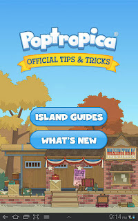New guides available in the Poptropica app!