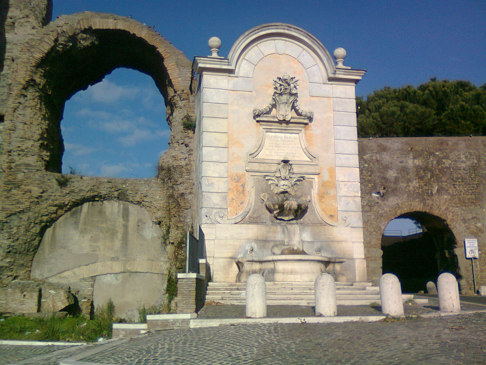 In bici per roma accadde a roma domani 24 aprile 1585 - Palestra porta furba ...