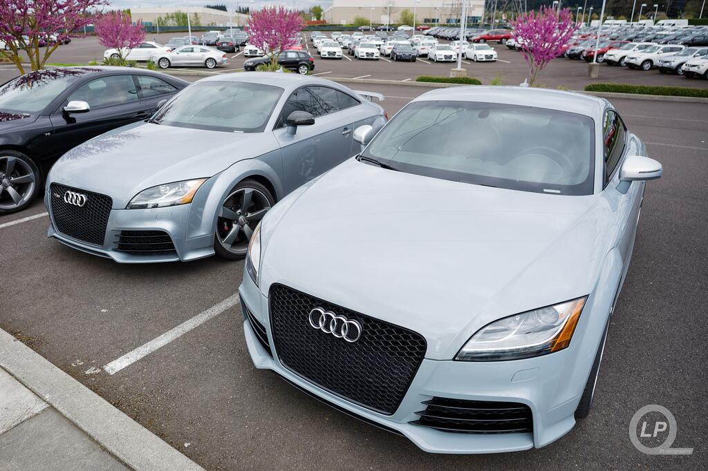 Audi+exclusive++TT+RS+Aviator+Grey+Pearl