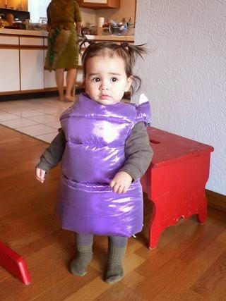 Disfraz Boo Monstruos S.A.