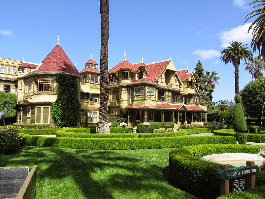 winchester house california
