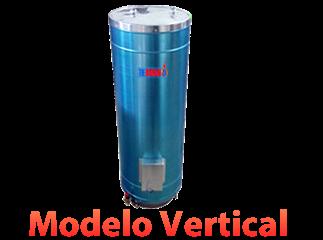 Aquecedor Boiler Elétrico Residencial Vertical