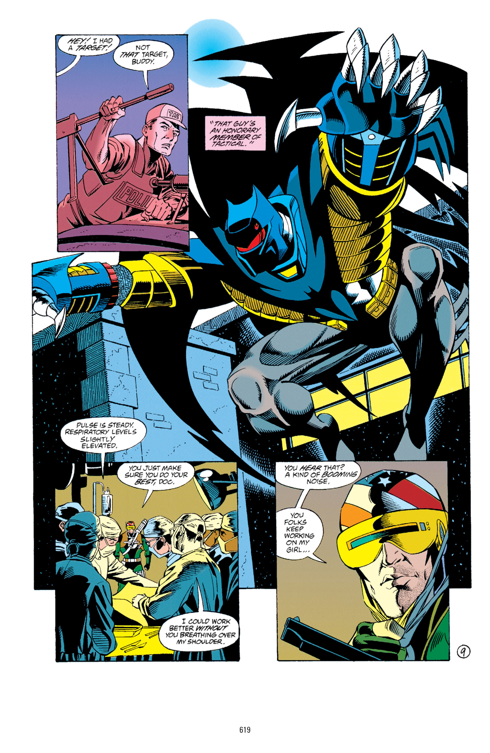 Detective Comics (1937) Issue #675 Page 9