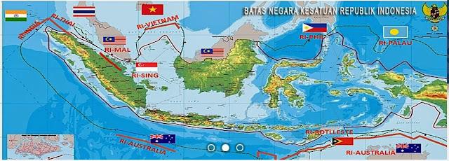 TNI Akan Rekrut Putra Daerah Untuk Perkuat perbatasan NKRI