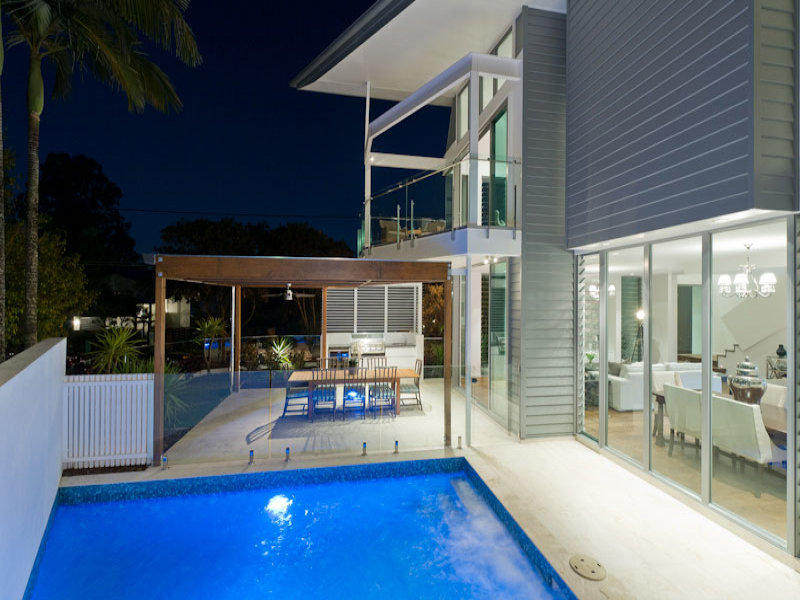 Amazing Home: Contemporary Architecture Of Brisbane, Australia