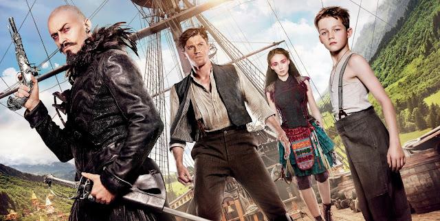 Veja Hugh Jackman e Rooney Mara em novo trailer da adaptação Peter Pan, de Joe Wright