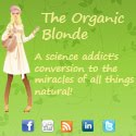 The organic blonde