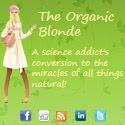 The organic blonde