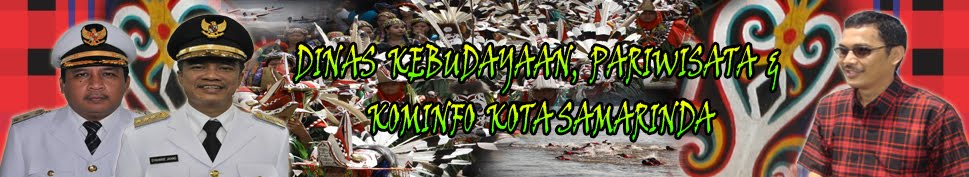 Dinas Kebudayaan, Pariwisata dan Kominfo Kota Samarinda