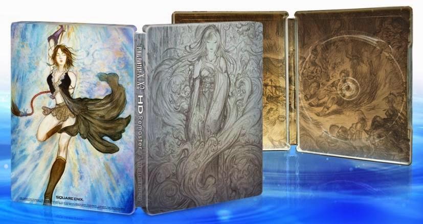 Final Fantasy X/X-2 HD Remaster for PlayStation 4 Coming This May 2015