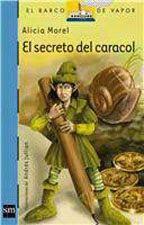 EL SECRETO DEL CARACOL--ALICIA MOREL