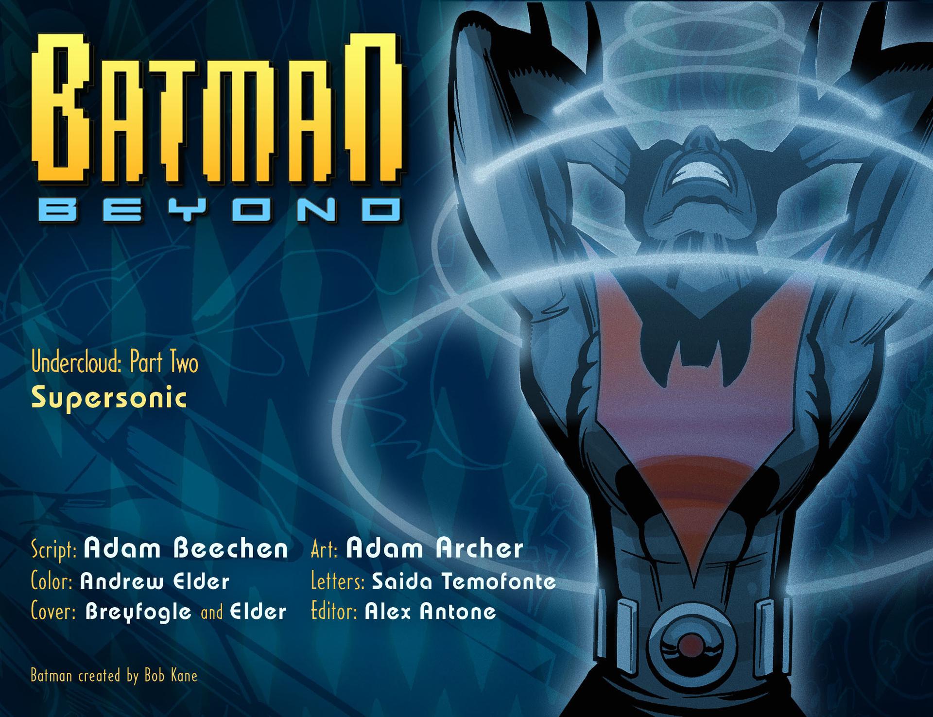 Batman Beyond (2012) Issue #22 #22 - English 2